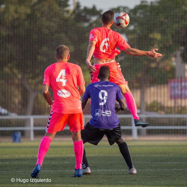 Pretemporada: Atl Torrellano 0-2 Alcoyano