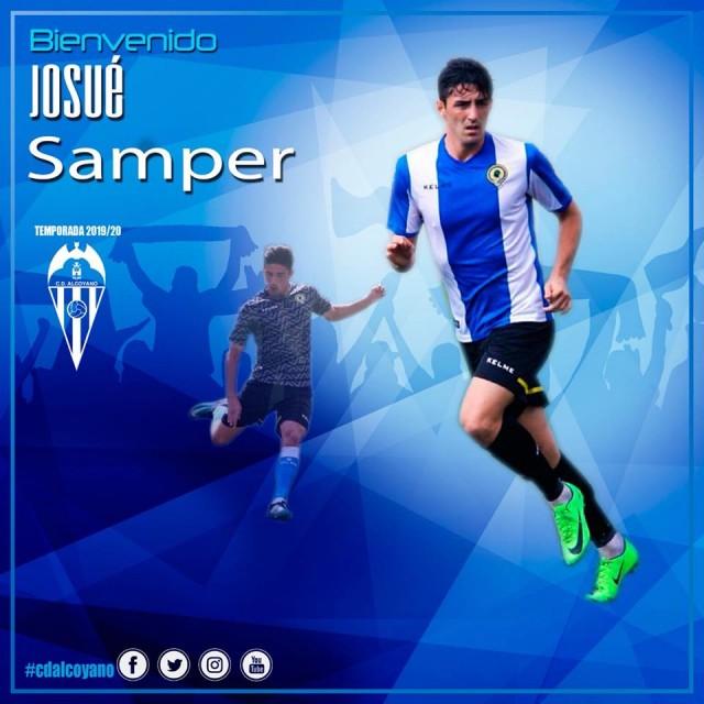 Presentación Josué Samper