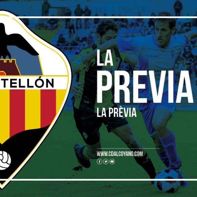 La Previa. CD Castellón vs CD Alcoyano.