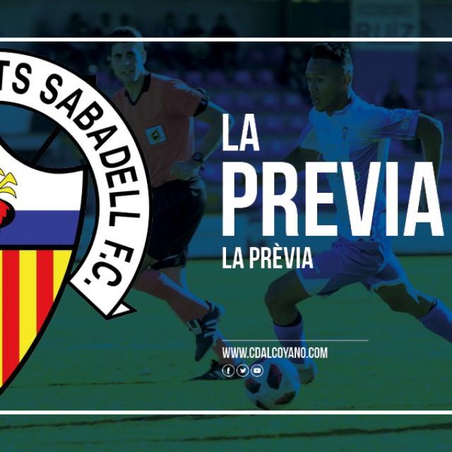 La Previa. CE Sabadell FC vs CD Alcoyano.