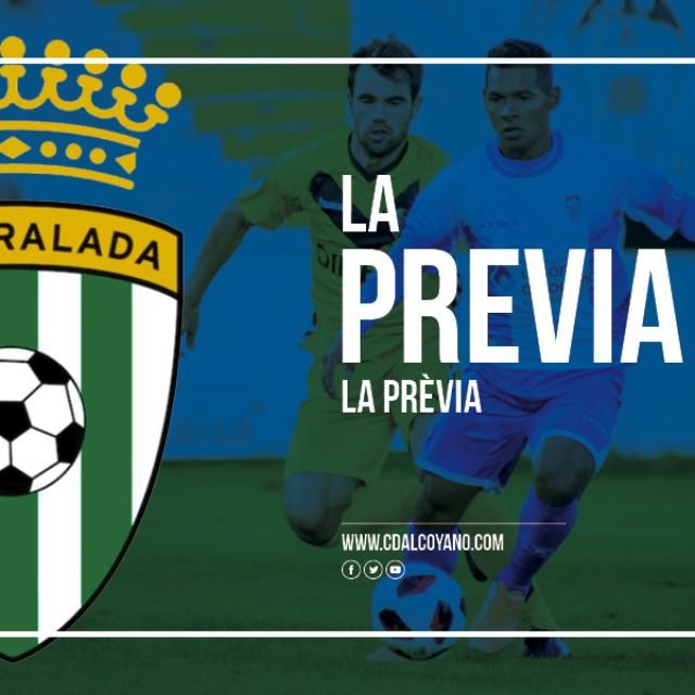 La Previa. CD Alcoyano vs CF Peralada.