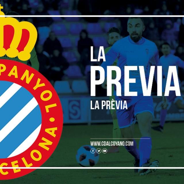 La Previa. RCD Espanyol B vs CD Alcoyano.