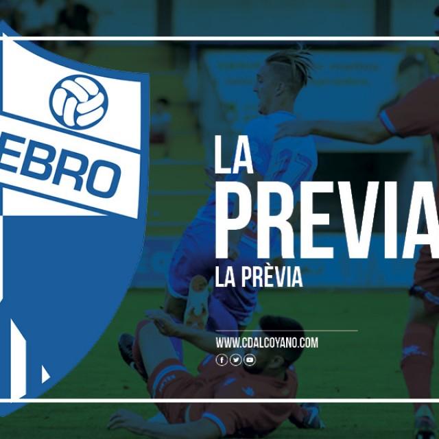 La Previa. CD Ebro vs CD Alcoyano.