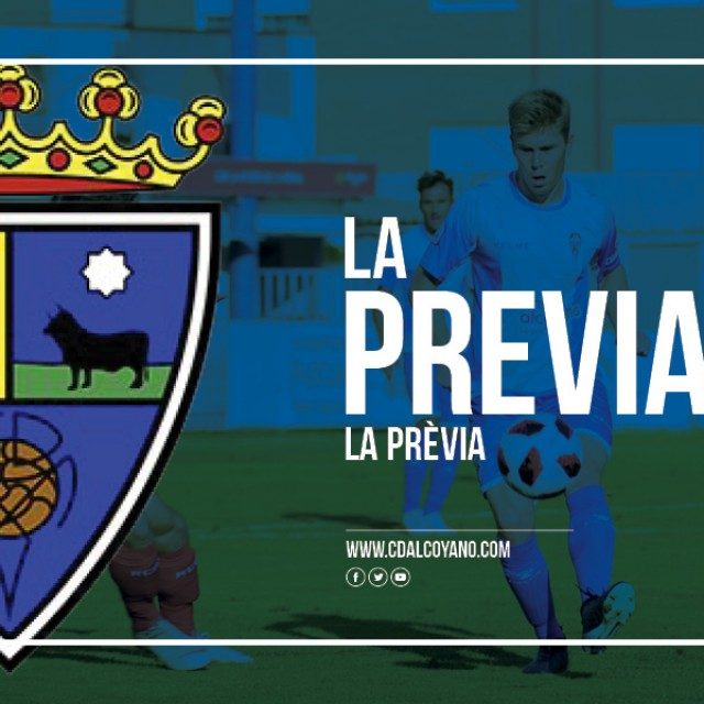 La Previa. CD Alcoyano vs CD Teruel.