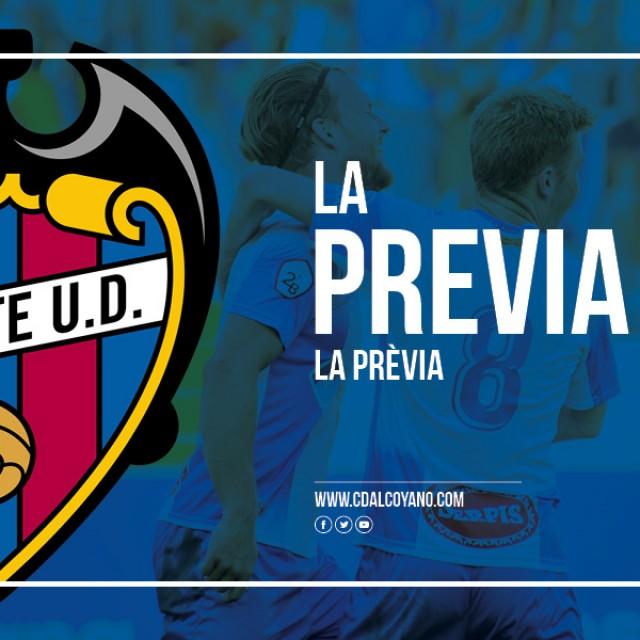 La Previa. CD Alcoyano vs Atlético Levante UD.