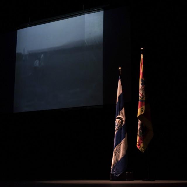 FOTOS DE LA PRESENTACIÓN DEL LIBRO DEL 90 ANIVERSARIO EN EL CALDERÓN