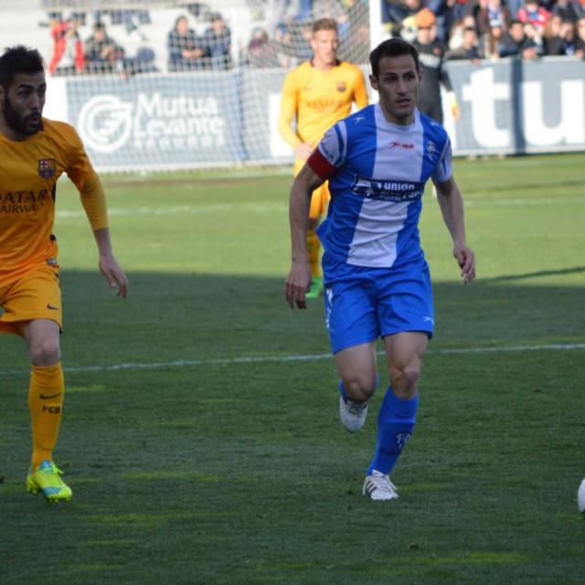 LA CRÓNICA (CD ALCOYANO 3-FC BARCELONA B 3)