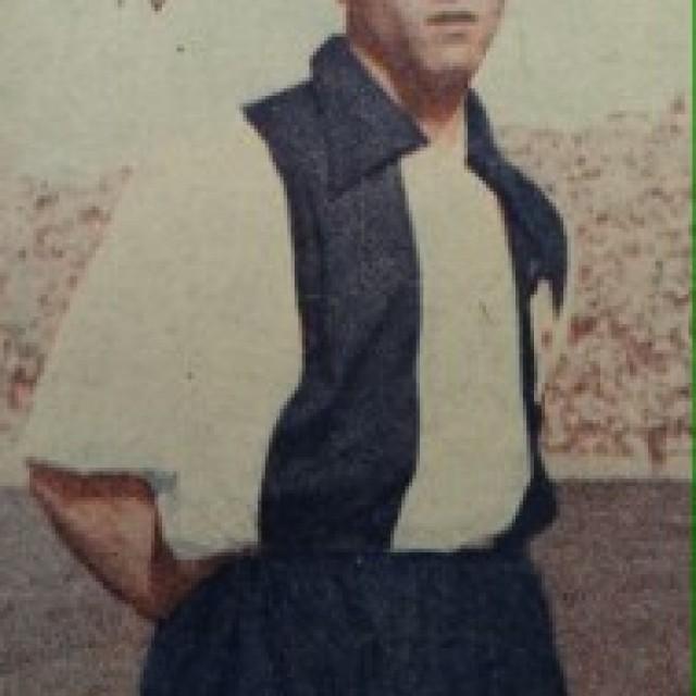 FALLECE CABILLO, EXJUGADOR DE PRIMERA DIVISIÓN DEL CD ALCOYANO