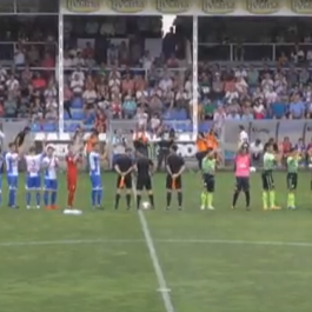VÍDEO RESUMEN DEL CD ALCOYANO 1-HCF 1