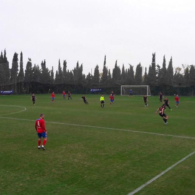EL CD ALCOYANO SUPERA POR 2-1 AL FC SFÎNTUL GHEORGHE DE MOLDAVIA