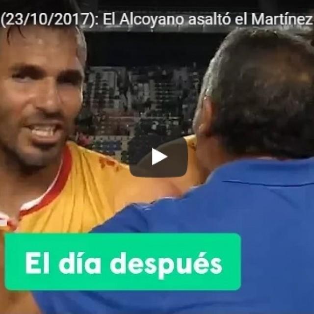 EL CD ALCOYANO APARECE EN EL DÍA DESPUÉS DE MOVISTAR +