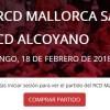 CÓMO VER EL RCD MALLORCA-CD ALCOYANO EN PAGO POR VISIÓN