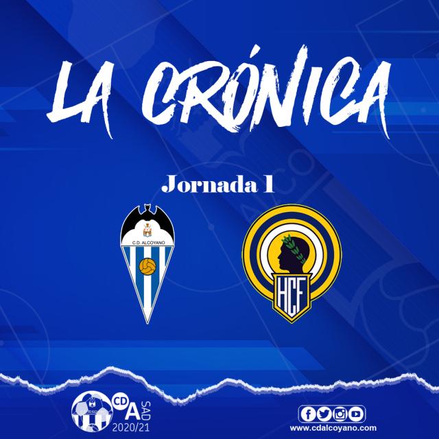Crónica Jornada 1: Alcoyano 0-0 Hércules