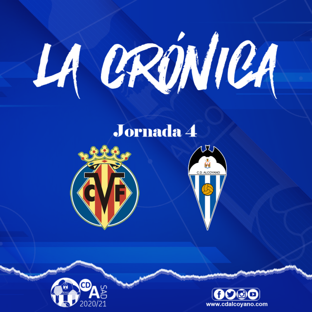 Crónica Jornada 4: Villarreal B 3-0 Alcoyano