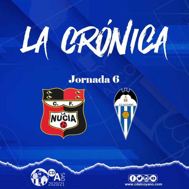 Crónica Jornada 6: La Nucía 0-0 Alcoyano