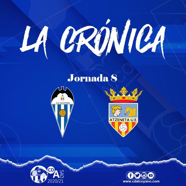 Crónica Jornada 8: Alcoyano 1-0 Atzeneta