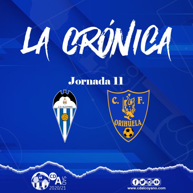 Crónica Jornada 11: Alcoyano 2-0 Orihuela