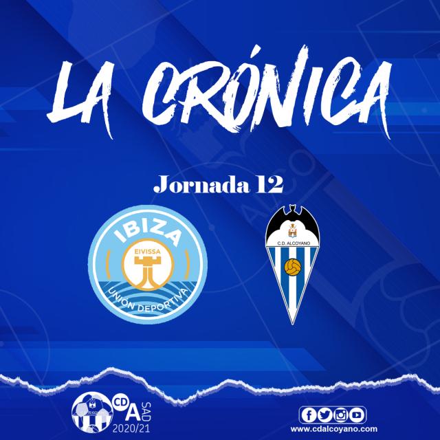 Crónica Jornada 12: Ibiza-Eivissa 0-1 Alcoyano