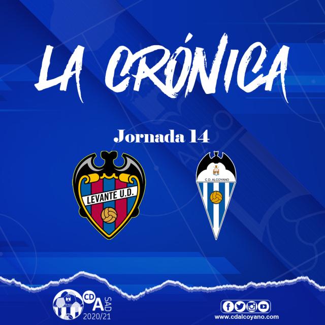 Crónica Jornada 14: Atl Levante 3-1 Alcoyano