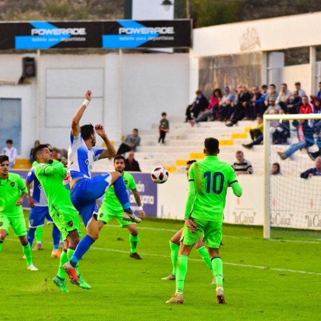 La Crónica. CD Alcoyano vs Atlético Levante UD.