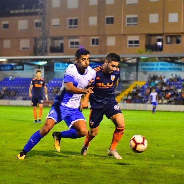 La Crónica. CD Alcoyano vs Valencia CF.