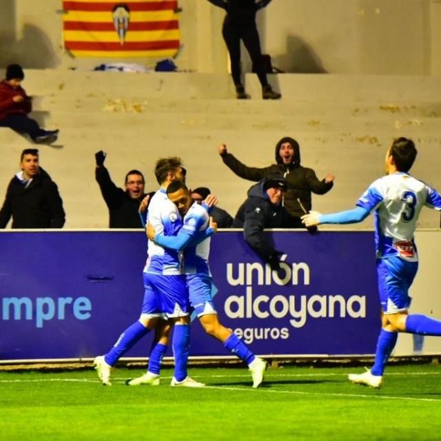 La Crónica. CD Alcoyano vs Villarreal CF B.