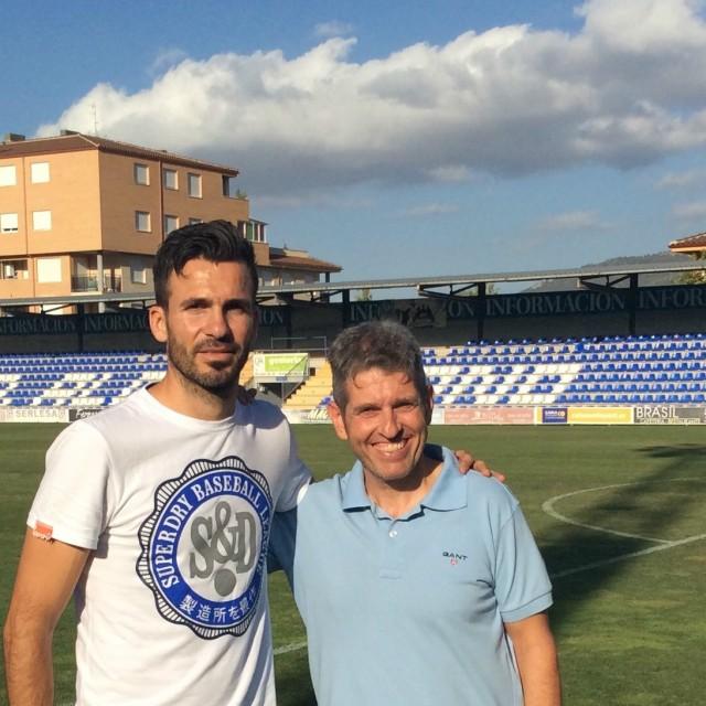 DAVID TORRES REGRESA AL CD ALCOYANO