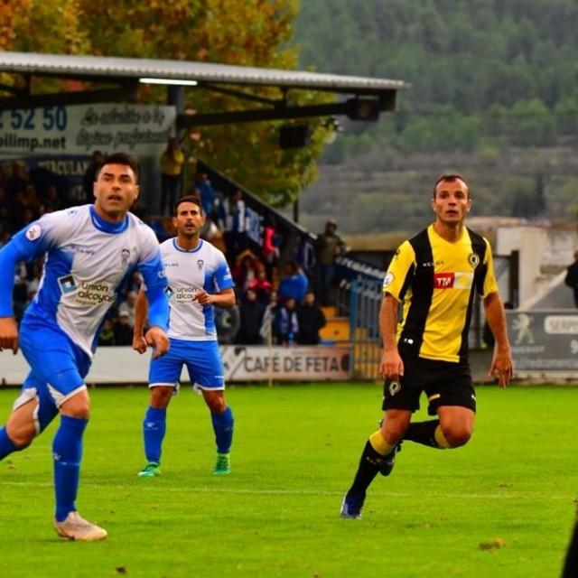 La Crónica. CD Alcoyano vs Hércules CF.