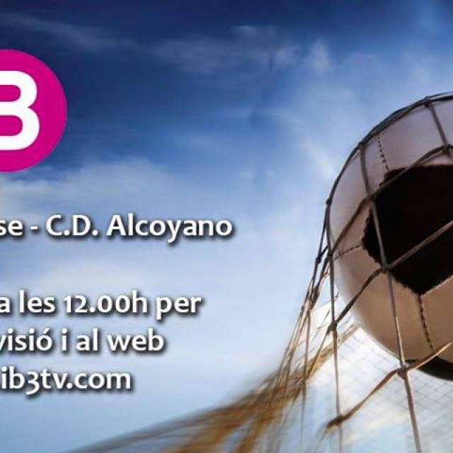 IB3 RETRANSMITE EL CD LLOSETENSE-CD ALCOYANO