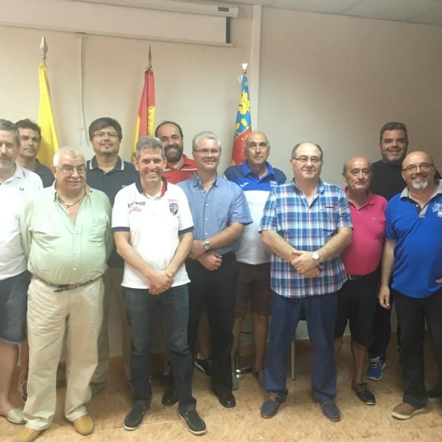EL CD ALCOYANO FIRMA UN CONVENIO PARA HACER FILIALES A DIVERSOS EQUIPOS DE ALCOI