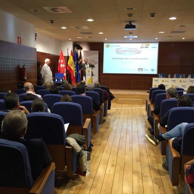 EL DOCTOR COBIÁN ASISTIÓ INVITADO A UNA JORNADA DE LA CLÍNICA CEMTRO CON LA ÉLITE DE LA TRAUMATOLOGÍA ESPAÑOLA