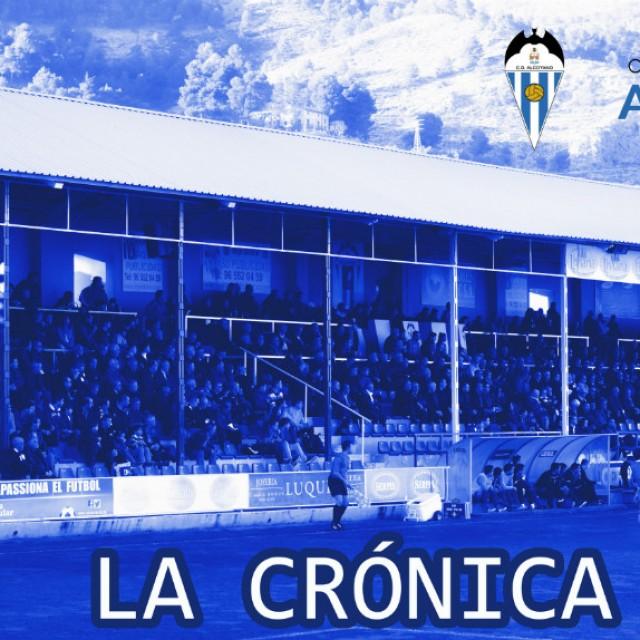 LA CRÓNICA (CD ALCOYANO 3-ESPANYOL B 1)