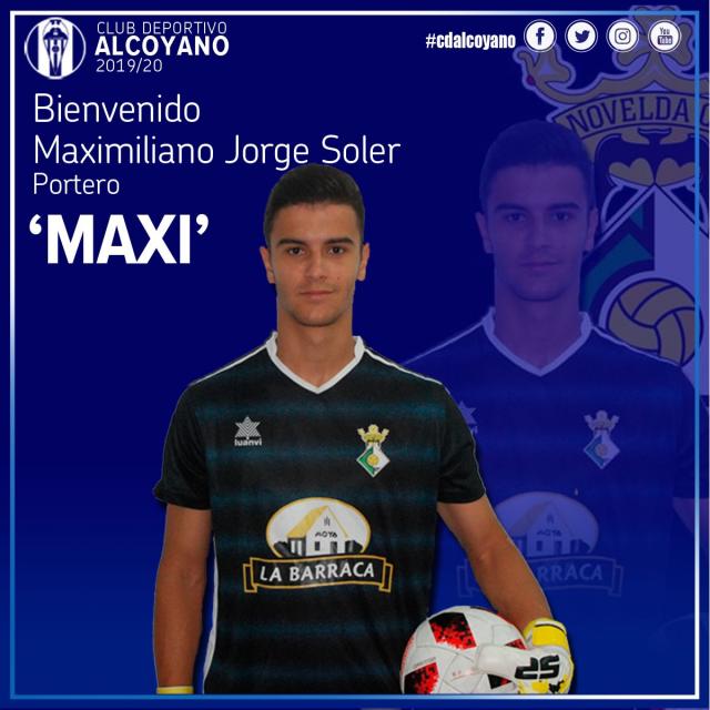 MAXI Nueva incorporación.