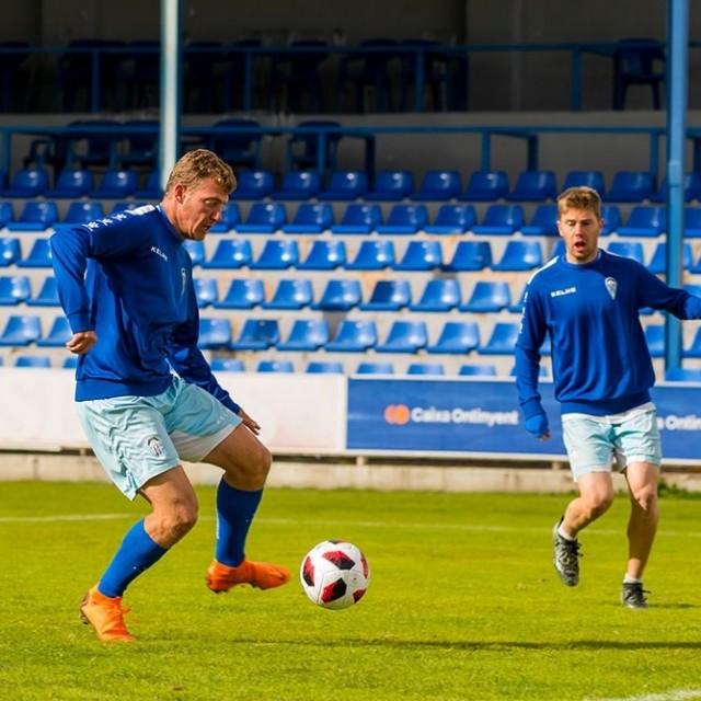 Niko Abuladze jugará en el Elche Ilicitano.