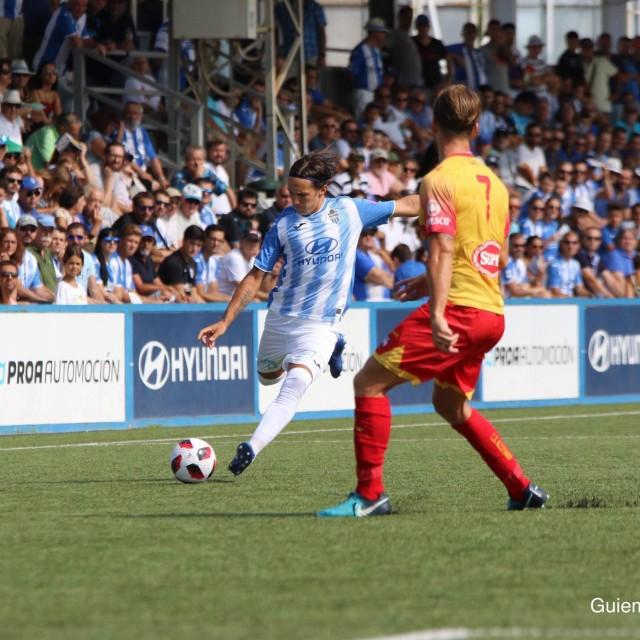 La Crónica, Atlético Baleares vs CD Alcoyano.
