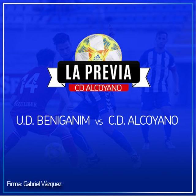 Previa de la Jornada 1. UD Benigánim vs CD Alcoyano