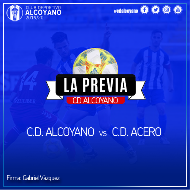 Previa de la Jornada 9: CD Alcoyano vs CD Acero