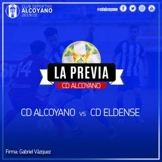 Previa de la Jornada 15: CD Alcoyano vs CD Eldense