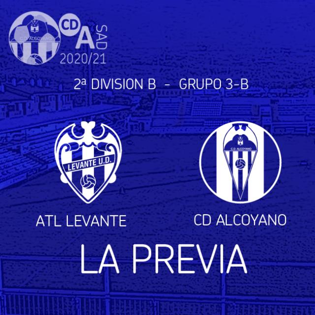 Previa de la Jornada: Atlético Levante - CD Alcoyano
