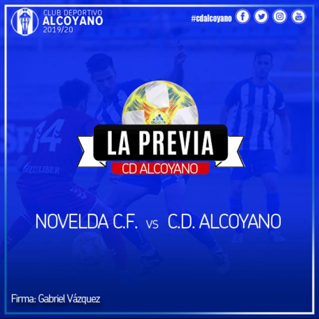 Previa de la Jornada 8. Novelda CF vs CD Alcoyano