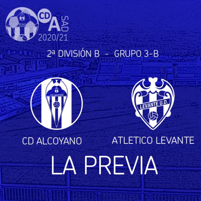 Previa de la Jornada. Alcoyano - Atlético Levante