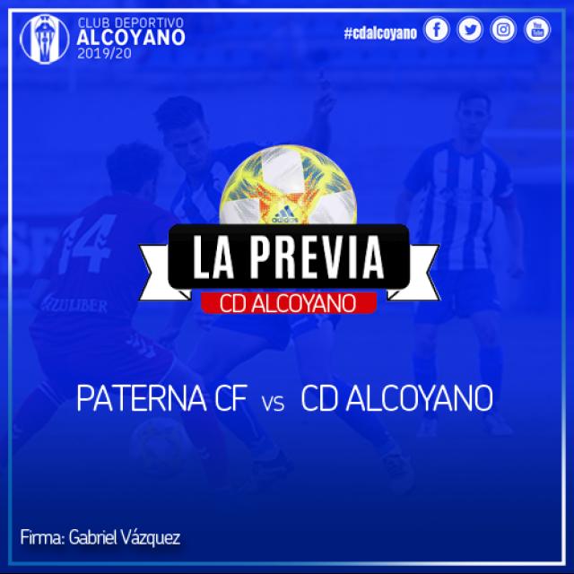 Previa de la Jornada 26. Paterna CF vs CD Alcoyano