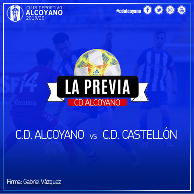 Previa Copa RFEF: CD Alcoyano vs CD Castellón