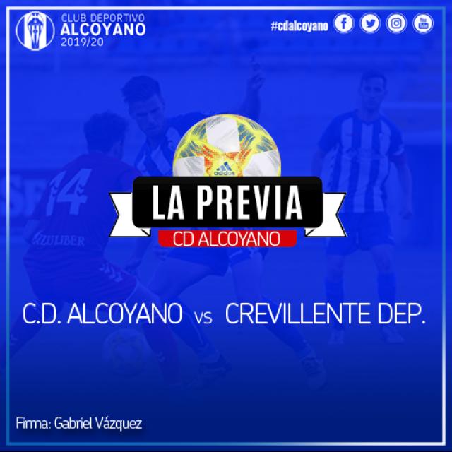 Previa de la Jornada 13: CD Alcoyano vs Crevillente Dep.