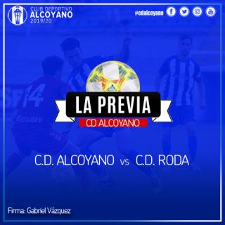 Previa de la Jornada 5. CD Alcoyano vs CD Roda