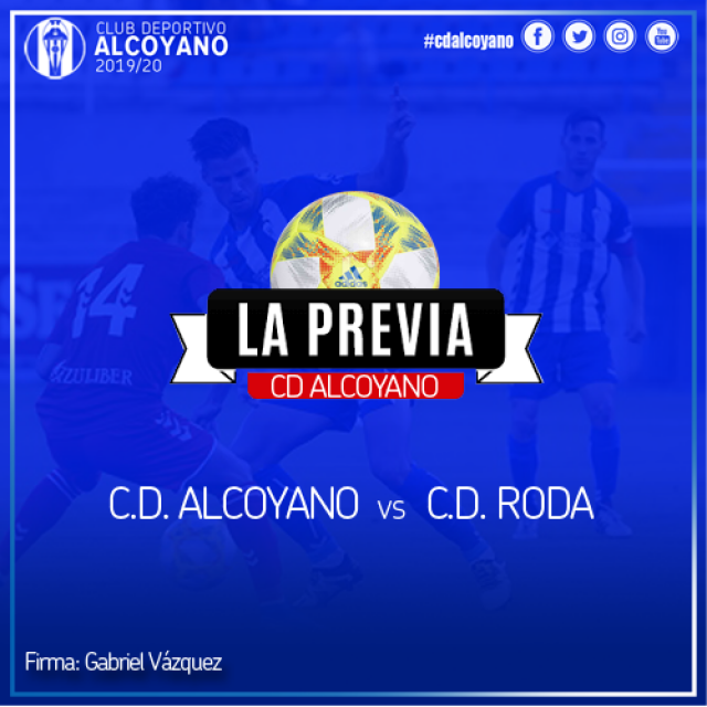 Previa de la Jornada 5. CD Alcoyano vs CD Roda