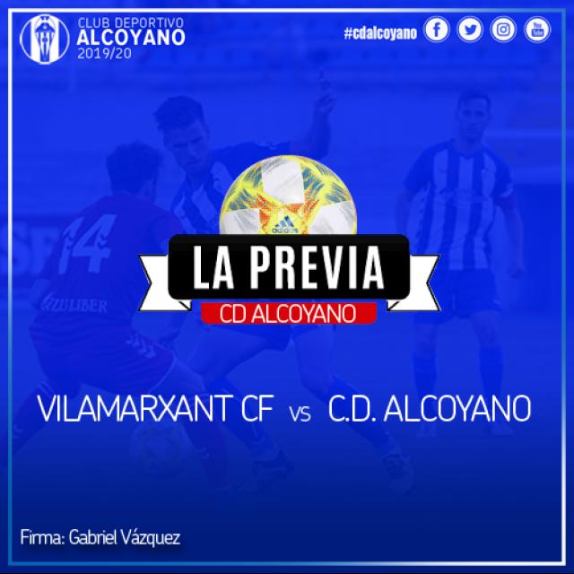Previa de la Jornada 6. Vilamarxant CF vs CD Alcoyano