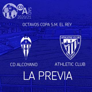 Previa de la Copa. Alcoyano - Athletic Club