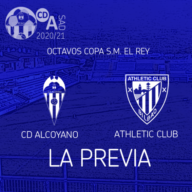 Previa de la Copa. Alcoyano - Athletic Club
