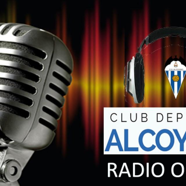ESCUCHA AQUÍ EL OLÍMPIC-CD ALCOYANO DESDE LAS 17.30 HORAS